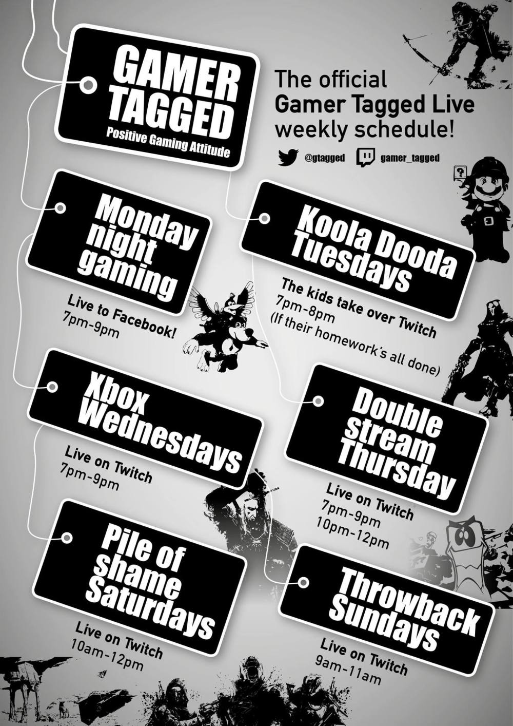gamer-tagged-streaming-schedule