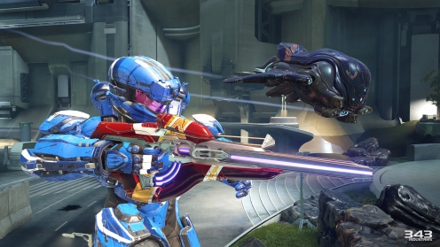 H5 Guardians Warzone Assault Urban Alien Experiments
