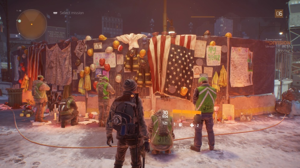 Tom Clancy's The Division™ Beta PS4 Screenshot