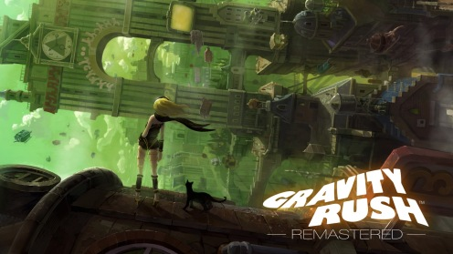 Gravity Rush™ Remastered - PS4