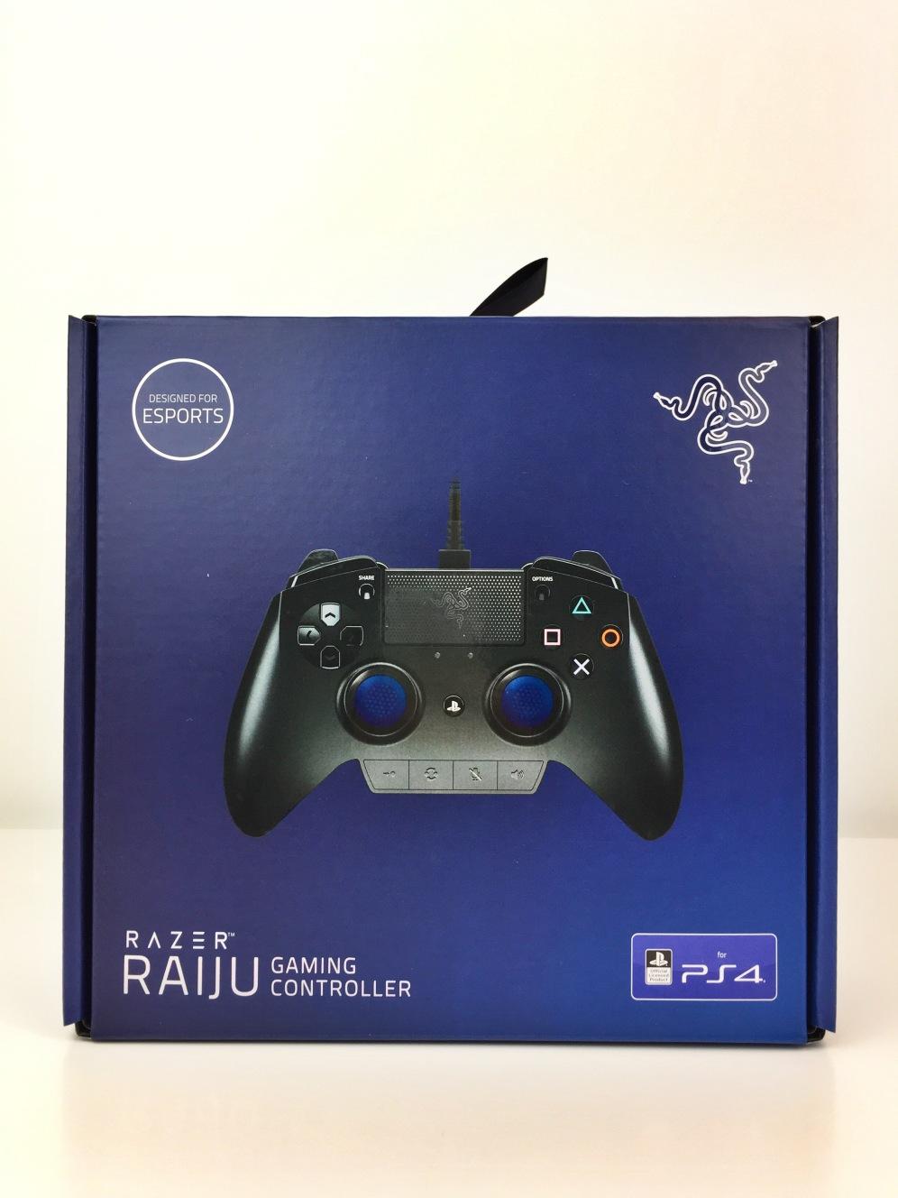 Razer Raiju Gaming Controller for PS4