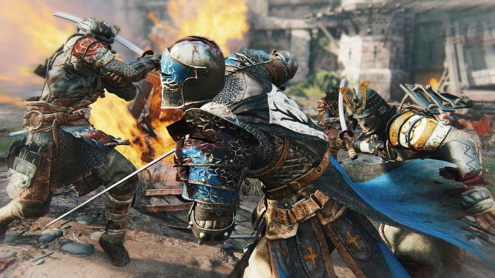 For Honor - Samurai Attack