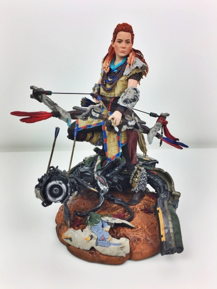 Horizon Zero Dawn Collectors Edition - Aloy