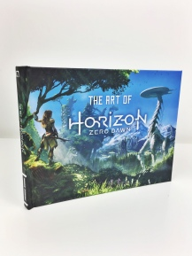 Horizon Zero Dawn Collectors Edition Artbook