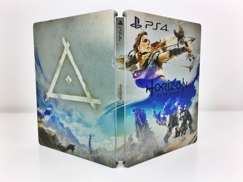 Horizon Zero Dawn Collectors Edition Steel Case