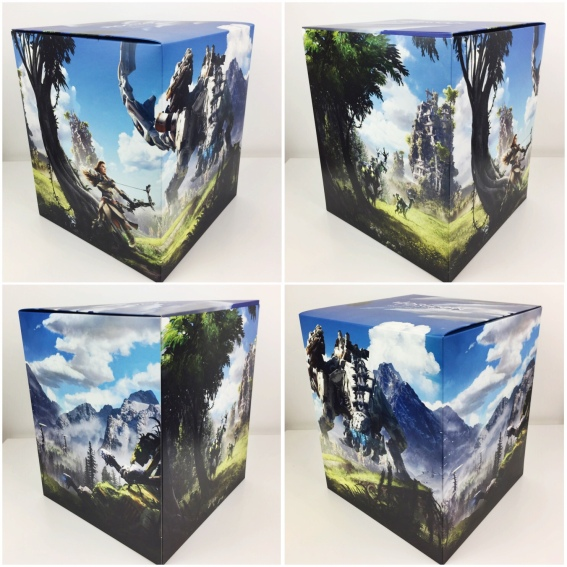 Horizon Zero Dawn Collectors Edition Box