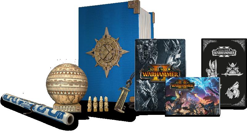 Total War Warhammer II Serpent God Edition