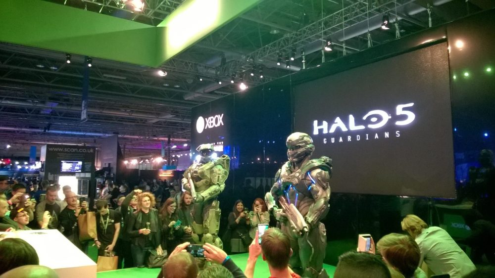 Introducing Halo 5 in 2015