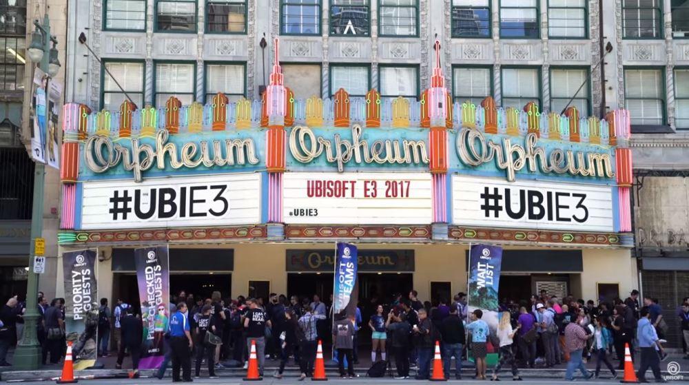 UBISoft at E3 2018